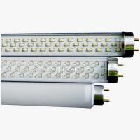 High power 2050 - 2150lm 50/ 60HZ Led Tube Light Bulb 20w 8ft 2400mm with IP42