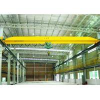 China 5ton 10ton  single girder  EOT bridge Crane  For Steel Structure Worshop on sale