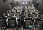 Ultra Durable 5D Movie Theater With Electric High - end System Motion Chair
