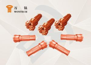 China Small Micropiling Drilling RC Drill  Bit / Geothermal Drill Bits High Efficiently on sale