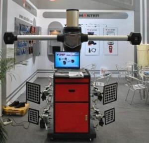 Quality Modelo de cuatro ruedas de Smart de la alineación de MST V3D-III for sale