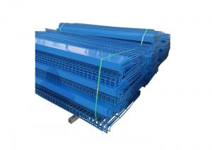 China Anti - Fall Safety System Edge Protection Barrier For Concrete Ctructures on sale