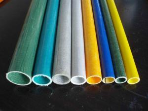 China Customized Fiberglass Round Tube,Fiberglass Round Pipe on sale
