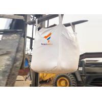 FIBC Jumbo Bags/Flexible Container Bag PP Woven Material  for Sand/Salt Packaging