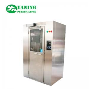 China Stainless Steel Air Shower Unit For Micro - Electronics And Semiconductors on sale