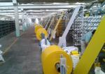 100% Virgin PP Woven Fabric Tubular Roll For Polypropylene Packaging Bags