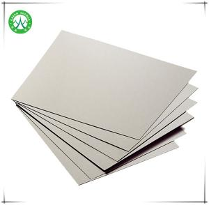 gray paperboard stocklot paper in China paperboard factory
