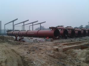 Saturated Steam Industrial Pressure Vessel for AAC , High
