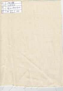 China 410GSM 自然な麻のあや織りの生地、衣服を広げるズボンのための有機性麻の布 on sale