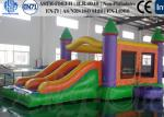 China 0.55mm PVC Commercial Inflatable Bouncer  Castle with EN 71 and CE Stardands wholesale