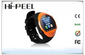 China Fashion And Compact Quad Band Watch Phone Bluetooth Dialer Sync Information on sale