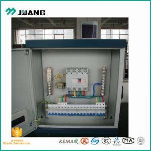 China GGD Low Voltage Distribution Panel Electrical Distribution Box High Breaking Capacity on sale