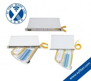 China Fiber optical patch panel fan type on sale