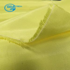 China Kevlar Fiber Fabrics on sale