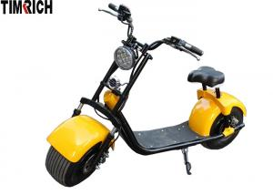 China 1500 Watt City Coco Electric Scooter , Two Wheeled Electric Motorcycle TM-TX-09 on sale