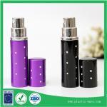5 ml diamond point electrochemical aluminum tube spray perfume perfume bottles packing
