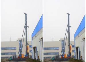 China Vibratory Hammer Pile Driver Fast Blow Rate High Productivity Power Saving on sale