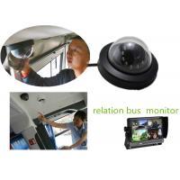 China 1.3 / 2MP AHD Camera Waterproof CCTV Bus Camera Sony CMOS Image Sensor Color on sale