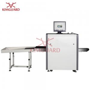 China Small Customs Luggage X Ray Machine Airport , Baggage Security Checking Machine on sale