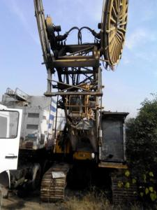 China Used Bauer Bs655 Hydraulic Diaphragm Wall Grab. on sale