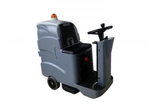 China Long Life Hard Floor Cleaners Scrubbers , Multi Surface Floor Cleaning Machine on sale
