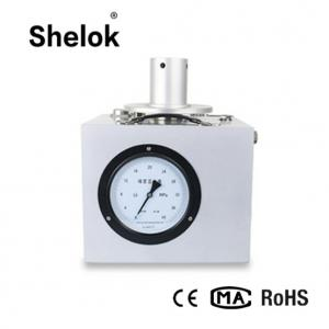 China Pressure balance water pressure testing equipment dead weight tester  5~600bar pressure calibrator on sale