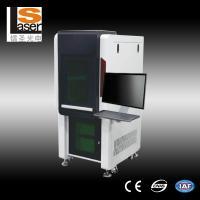 Fiber Laser Marking Machines 20w Mopa Laser  For Alumina
