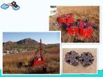 seismic drilling rig oil prospecting TSP-40 in field