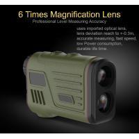 Handheld 1000M Laser Telescope Rangefinder For Golf Long Distance Measurements