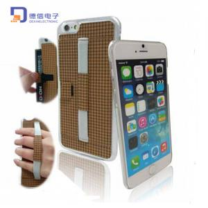 China Best Quality Elastic Band Mobile Case for iPhone 6 with Card Slots (LC-C001) on sale