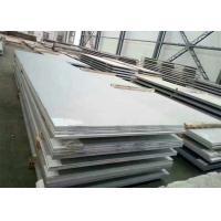 Durable 2205 Duplex Stainless SteelPlate , Standard Astm Stainless Steel Plate