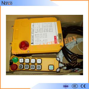 China Telecrane Wireless Industrial Remote Control , Shock Resistancer , TELECRANE F24-8S on sale