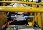 Galvalume三菱PLCが付いている機械を形作る鋼鉄シャッター ドア ロール