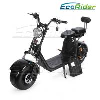China Harley scooter with 1500w big motor and double 60v 20ah lithium battery citycoco 2 wheel electric scooter on sale