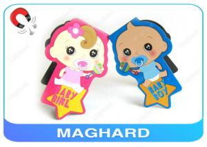 China Cute Folded Children Strong Magnetic Bookmarks on sale