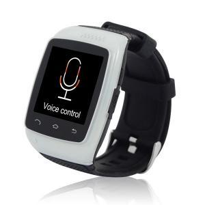 China 2014 Factory price 1.54'' Bluetooth Smartwatch with G-Sensor,FM radio, Pedometer on sale