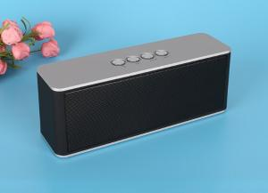 China S9 Wireless Metal Bluetooth Speaker , Portable TWS Interconnected Heavy Bass Speakers on sale