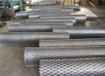 Stainless Steel/Mild Steel/Aluminum/Galvanized/PlateExpanded Metal Mesh, Common Diamond Hole, 0.02 to 0.2mm Thickness