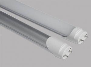 China Indoor SMD LED Tube Light High Brightness Easy Installation With PC Cover / 47HZ - 63HZ on sale