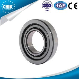 China Low Vibration P4 Angular contact ball bearings for air compressor on sale