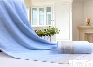 China Eco Friendly Microcotton Bath Towels Fast Dry Easy Maintain DR-BT-07 on sale