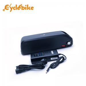 China CE 18650 48v 1000w 13ah Hailong Lithium Battery Pack For Electric Bike Waterproof on sale