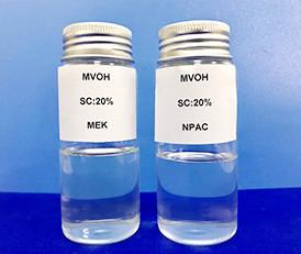 China Hydroxyl Modified Vinyl Chloride/Vinyl Acetate Terpolymers MVOH on sale