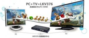 China LKV376 PC TO HDMI OVER LAN on sale