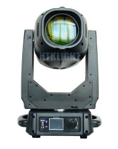 China 20CH LED Beam Moving Head Light 380 W MSD Osram 0 - 100% Linear Dimmer on sale