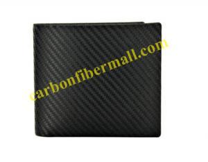 China Top quality,High quality carbon fiber wallet Men's Bifold wallet New style,carbon fiber wallet.OEM on sale
