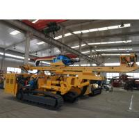 China Hydraulic Anchor Drilling Rig on sale