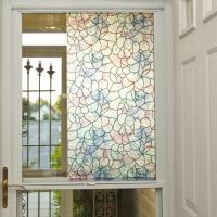 DIY Window Decal Butterfly Static Cling