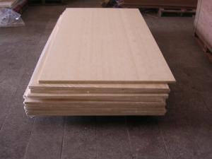 China Natural Vertical 100% natural Bamboo Board Multi-bamboo-ply cross durable eco-friendly on sale