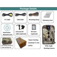 China HC8210A- 12MP more than 100 Degree Scouting Camera Wide View Hunting Camera Game Camera on sale
